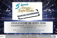 5ème Marche Gourmande 2016